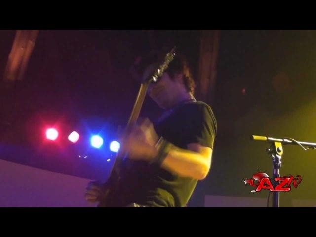 Crossfade - LIVE HD - AZTV (S2. E6. Part 3) Concert Edition 2011