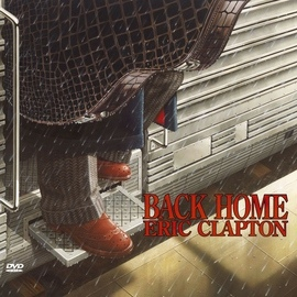 Eric Clapton альбом Back Home