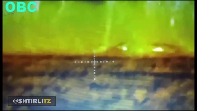 Український снайпер ліквідує російського окупанта.