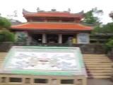 181 Вьетнам Нячанг прогулки по городу Пагода Лонг Сон или Шон Vietnam Nha Trang city Long Son Pagoda