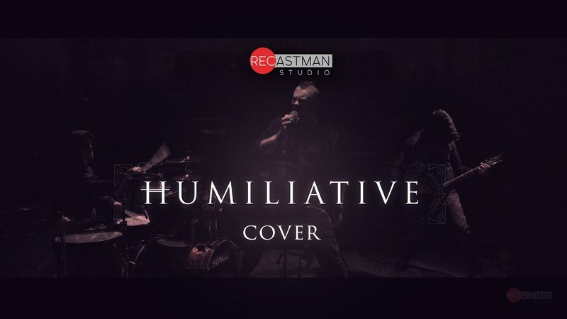 Meshuggah Humiliative Cover by Recast ft Alex Blake