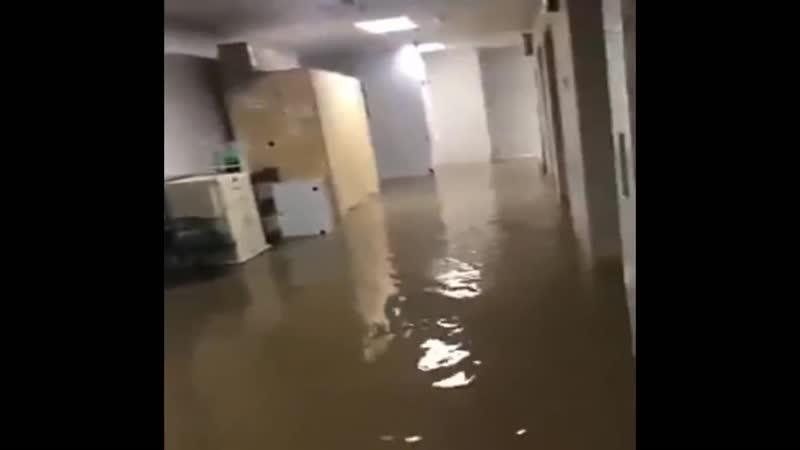 В Азии в последнее время происходят масштабные наводнения. In Asia, large-scale floods