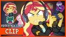 Game Stream MLP Equestria Girls Better Together Digital Series! Full HD