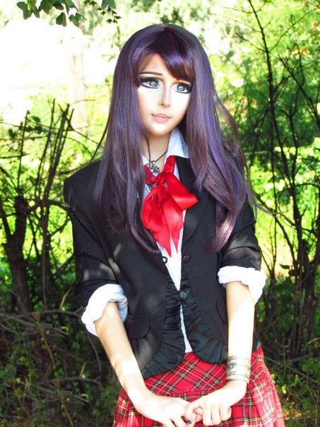 Real Life Anime Girl