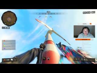 Grapple gun op! (my best clip ever). black ops 4