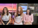 Joey King Slender Man Movie Cast TAKE ON Clevvers Wheel of Dares!