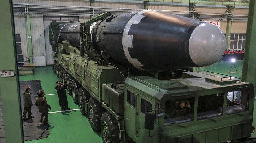 В Кремле прокомментировали решение КНДР о ядерных испытаниях