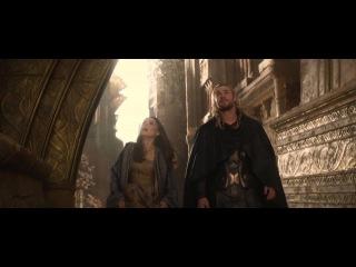 Тор 2: Темный Мир Дублированный трейлер