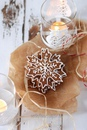 Счастье - это зимняя ночь в уютном доме, снегопад за окошком, запах ели…
