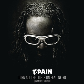 T-Pain альбом Turn All the Lights On