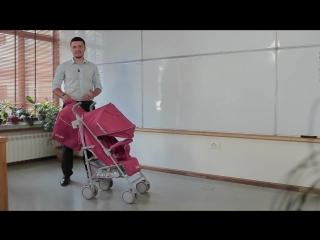 Обзор коляски BabyCare Pride BC-1412