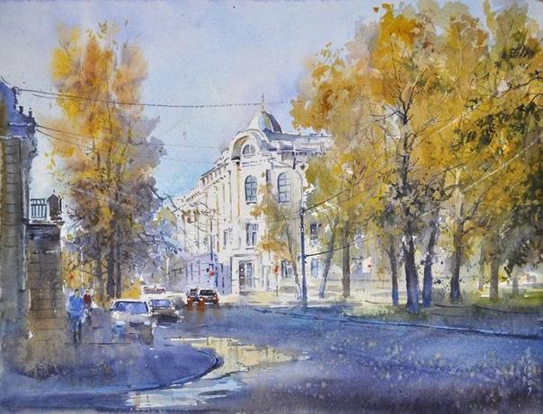 Игорь Хайков Родился в 1969г