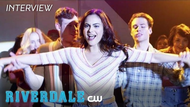 Riverdale | Madelaine Petsch Interview: Season 2 - Camila's Chris | The CW