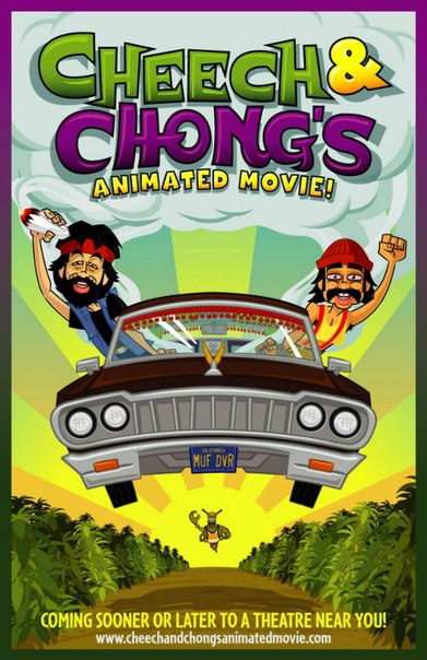 Ver Cheech & Chong's Animated Movie (2013) Online