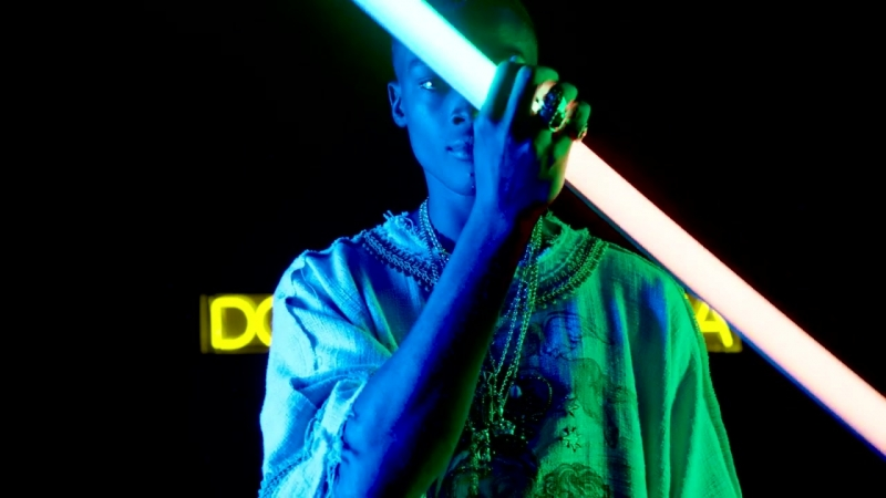DolceGabbana DGDNA Men's Fashion Show - Part 3
