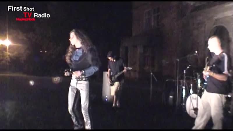 Michał Szpak Miszel - Destar-Whiplash - Szarość Dnia 2009 RecAndRock Tv Radio
