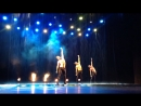 Санкт-Петербургский театр танца,,Искушение 16.09.18.