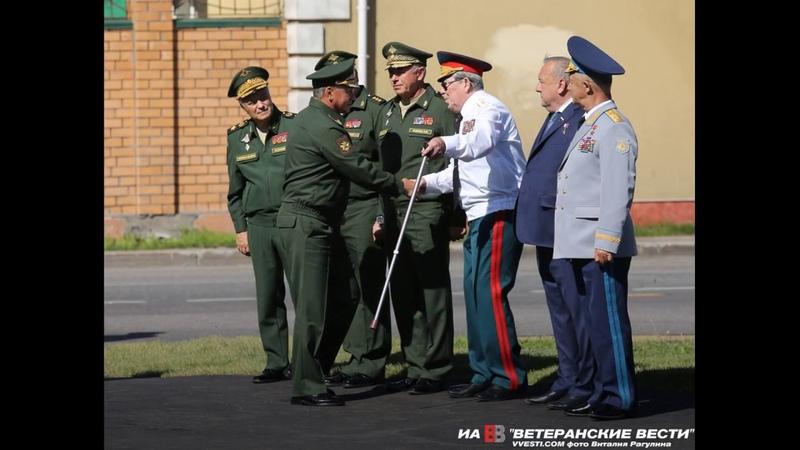 В столице России в канун Дня ВДВ появился памятник Дяде Васе