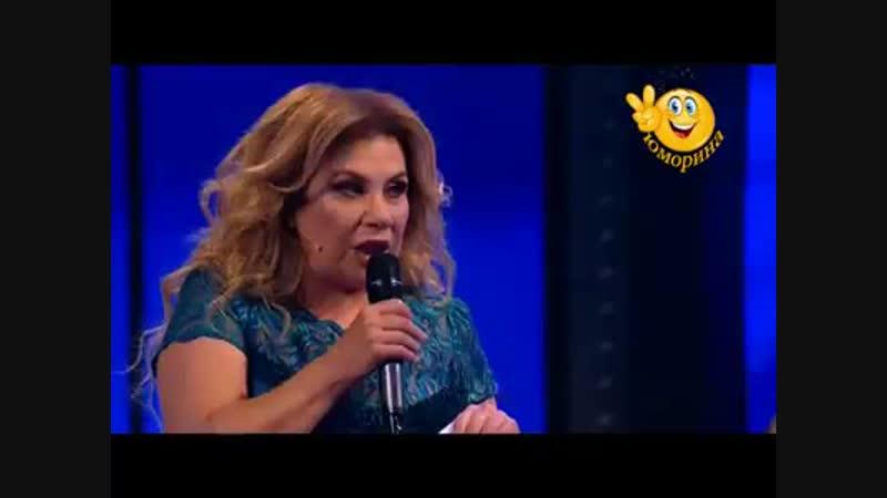 Женская прямая линия с президентом Comedy Woman на ТНТ