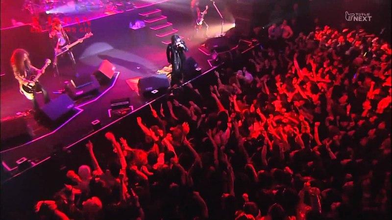 X JAPAN / 「 BLUE BLOOD 」 ~ '08 COUNTDOWN GIG ~ 【HD 1080p】
