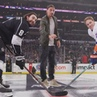 LA Kings в Instagram: «When you're a legend, you can kick a soccer ball into the crowd at a hockey game. Right, @iamzlatanibrahimovic?»
