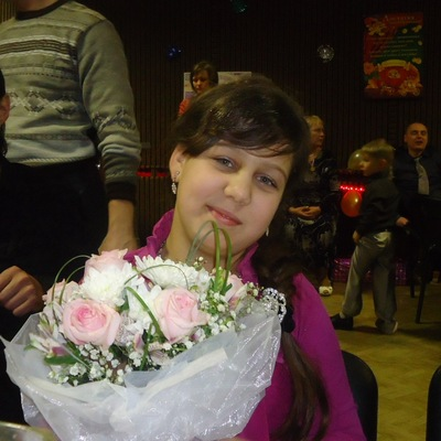 Аринка Малинка, 23 августа 1999, Минск, id197779091
