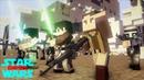 Minecraft сериал: Звездные воины: Империя - 3 серия. (Minecraft machinima)