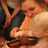 Малыши в Музее * Музыка в ползунках *Занятия СПб