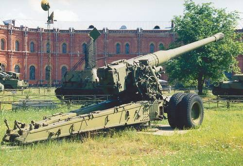 180-мм пушка С-23 | ВКонтакте