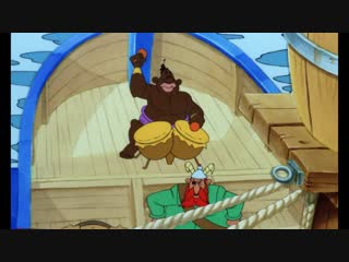 Asterix bei den Briten _ sich in die Riemen legen