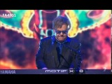 Elton John vs. PNAU -- Sad (live@The X Factor Australia)