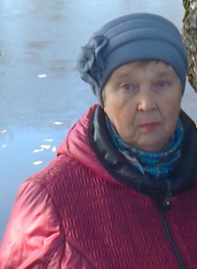 Галина Горбачева, 20 августа 1946, Санкт-Петербург, id68807432