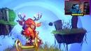 НОВЫЙ КОЗЛИК - Зимнее обновление - Растения против Зомби Садовая Война 2