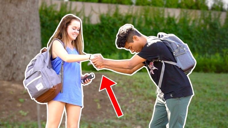 Awkward Handshaking
