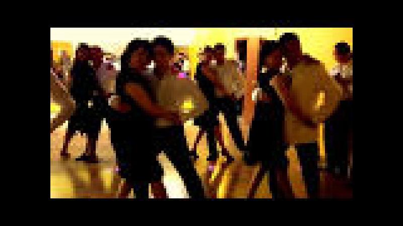 Милонга Балканская в стиле Канженге! Аргентинское танго в Улан-Удэ.