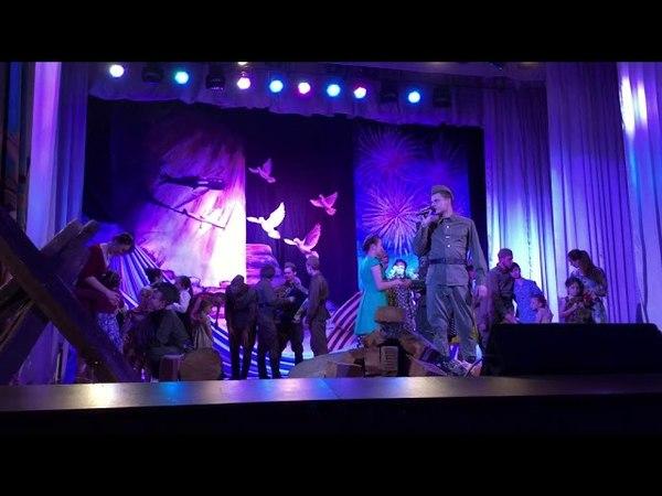 Праздничный концерт 9 мая в Приднестровье - Тирасполь 2018 год