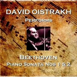 Ludwig Van Beethoven альбом Beethoven: Piano Sonatas Nos. 1 & 2