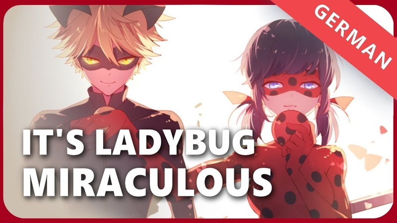 MIRACULOUS「Its Ladybug」- Cover | Selphius