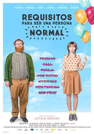Требования, чтобы быть нормальным человеком (2015)