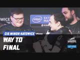 CIS Minor Katowice: важная победа над Gambit