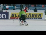 Хоккей с мячом (Бенди) - полуфинал: Россия - Финляндия - 3:1, Bandy World Champ 2014, Irkutsk, Russia - 29.01.2014.