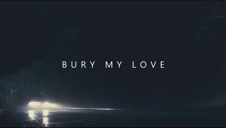 Destiel - Bury My Love (Moondust)