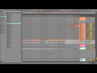 Academy.fm - creating a house buildup in ableton live