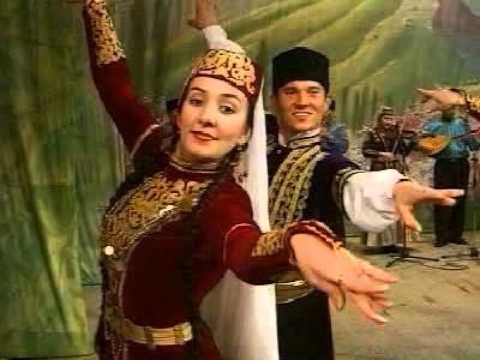 Ağır ava ve haytarma - Qırım umumilliy oyunı (Qırım ansambli) Slow and swit dances