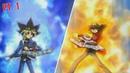 Jaden Yuki vs. Yugi Muto Part 1 (HD) (60 FPS)