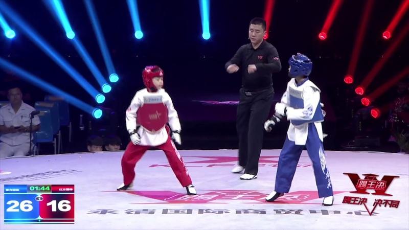 Amazing kids Game!Team Game 5VS5!This is Taekwondo!