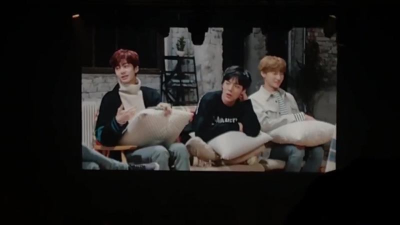 [VK][180121] MONSTA X fancam - VCR (Kihyun) @ Fan-Con with Monbebe
