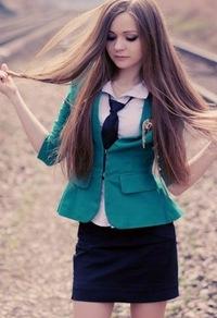 Фото самых красивых девушек вконтакте
