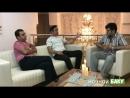 Интервью c Энвером Садыховым и Эмилем Афрасиябом для Ночного Баку 2018 Бакинский джаZZ