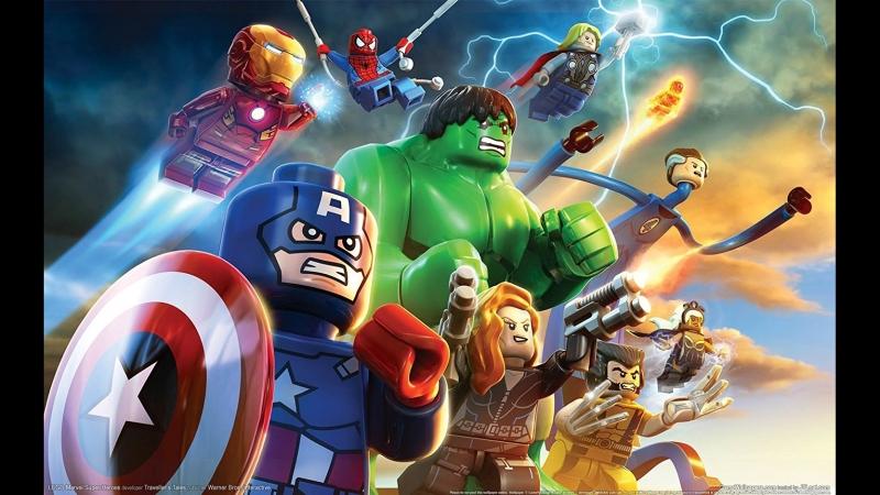 Lego Marvel Super Heroes/Общительноигровой